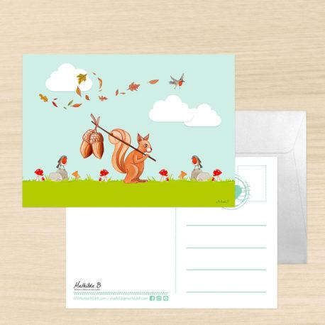 carte-postale-ecureuil